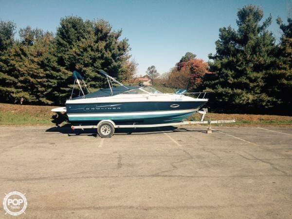 Used Bayliner 210 Discovery Cruiser Boat For Sale