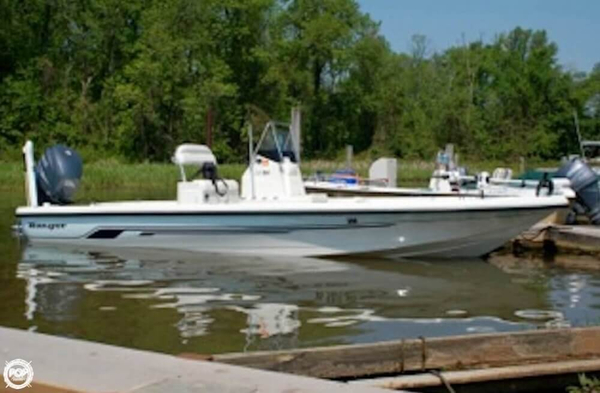 Used Ranger Boats 2400 Bay Boat For Sale