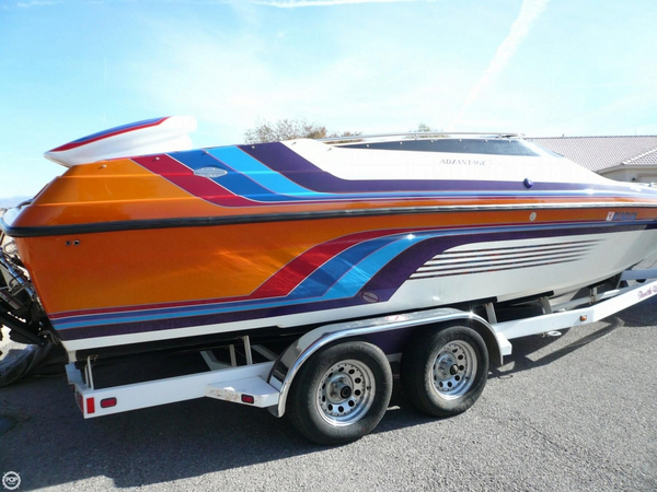 Used Advantage Citation 25 High Performance Boat For Sale