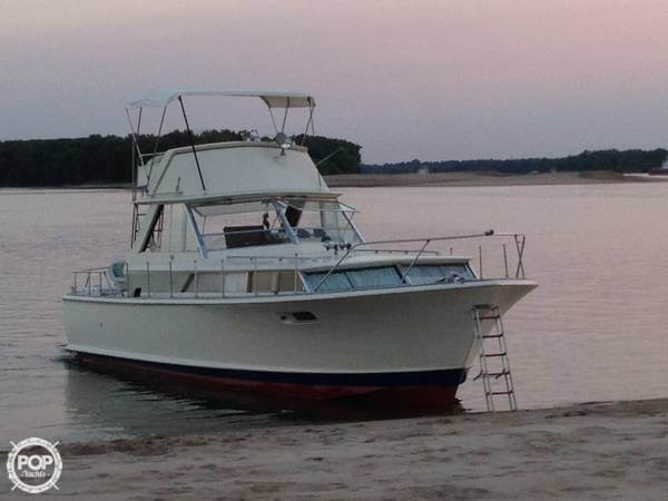 1969 used chris craft commander express cruiser boat for for Chris craft express cruiser for sale