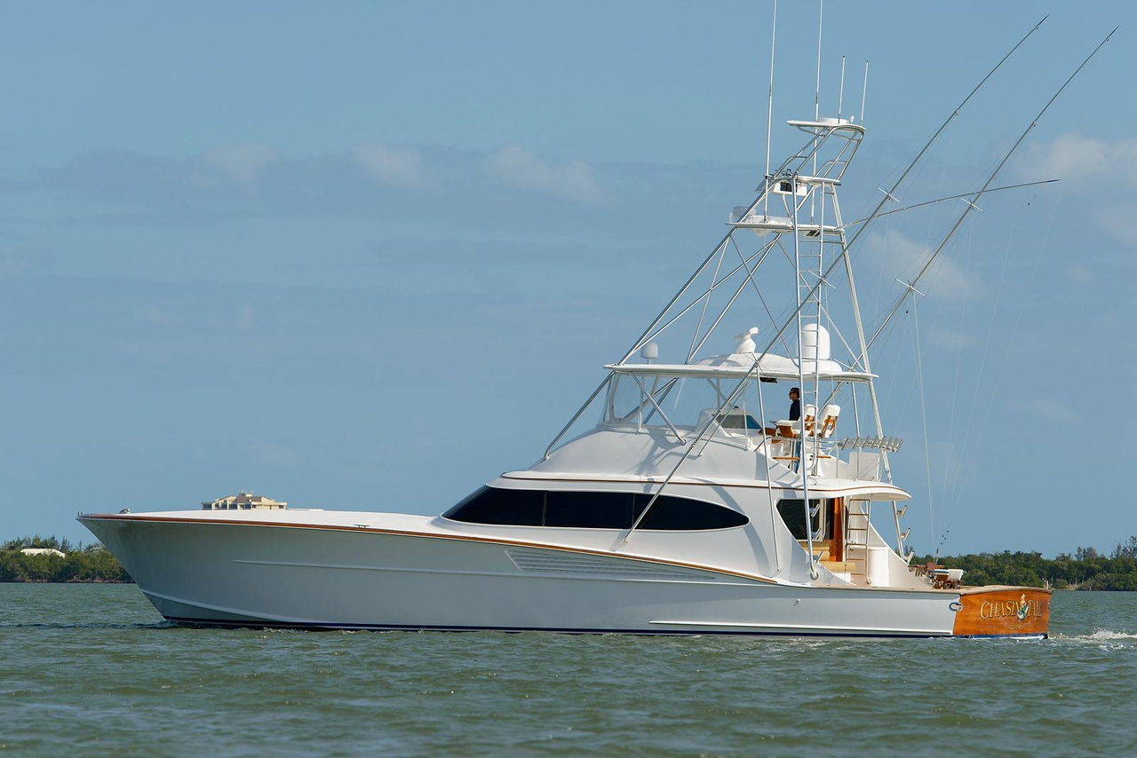 2008 used bayliss custom carolina sportfish sports fishing for Sport fishing boats for sale by owner