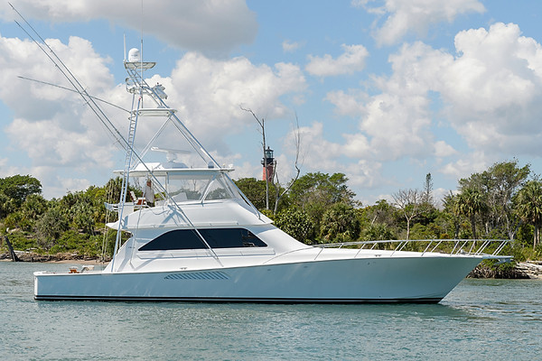 Used Viking Sportfish Convertible Fishing Boat For Sale
