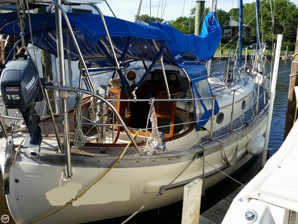 Used Lord Nelson 35 Cutter Sloop Sailboat For Sale