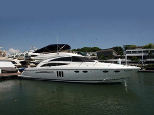 Used Princess 58 Flybridge Motor Yacht For Sale