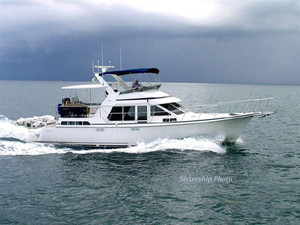Used Tollycraft 45 Cockpit M/Y Motor Yacht For Sale