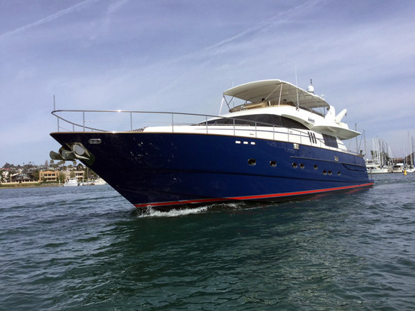 Used Viking Princess Motor Yacht For Sale