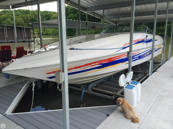 Used Envision Legacy 3600 ESP High Performance Boat For Sale