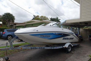 Used Sea-Doo Challenger 180 CS Jet Boat For Sale
