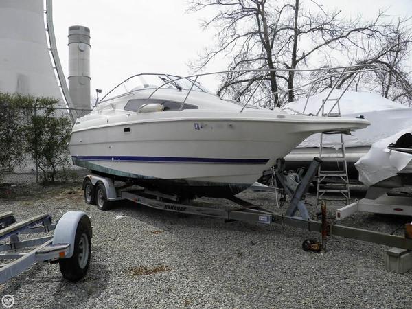 Used Bayliner Ciera 2655 Express Cruiser Boat For Sale