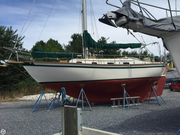 Used C E Ryder Southern Cross Cutter Sailboat For Sale