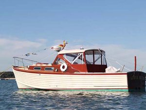 Used Mackenzie Cuttyhunk Bluewater Fishing Boat For Sale