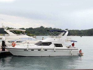 Used Seahawk 480 Motor Yacht For Sale