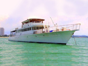 Used Lurrsen 52 Motor Yacht For Sale