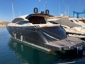 Used Pershing 62 Motor Yacht For Sale