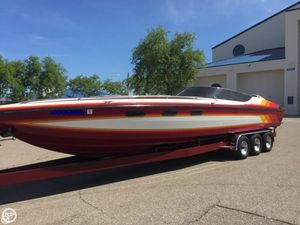 Used Nordic Boats 32 High Performance Boat For Sale