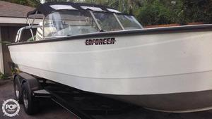 Used Triton 22 ENFORCER Bass Boat For Sale