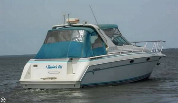Used Formula F-34 PC Express Cruiser Boat For Sale