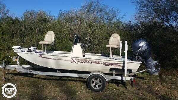 Used Xpress XP16CC Bass Boat For Sale