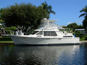 Used Tollycraft Cockpit Motor Yacht Cruiser Boat For Sale