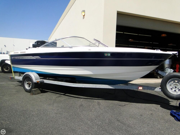 Used Bayliner 215 Classic Runabout Bowrider Boat For Sale