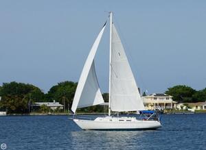 Used Seafarer 34 Sloop Sailboat For Sale