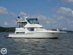 Used Carver 390 Aft Cabin Boat For Sale