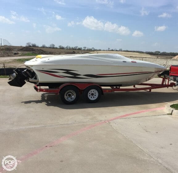 Used Baja Boss Hammer 21 High Performance Boat For Sale