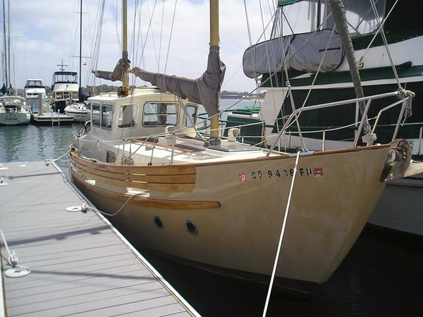 Used Fisher 30 Cruiser Sailboat For Sale