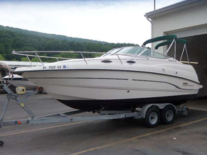 Used Chaparral 240 SIGNATURE Aft Cabin Boat For Sale