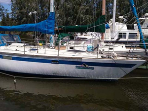 Used Pearson P-40 C.B. Cruiser Sailboat For Sale