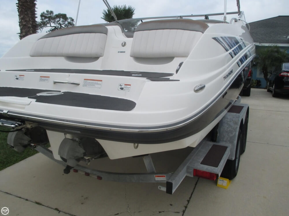 2008 used yamaha sx230 ho jet boat for sale 23 800 for Used yamaha outboard motors for sale in florida