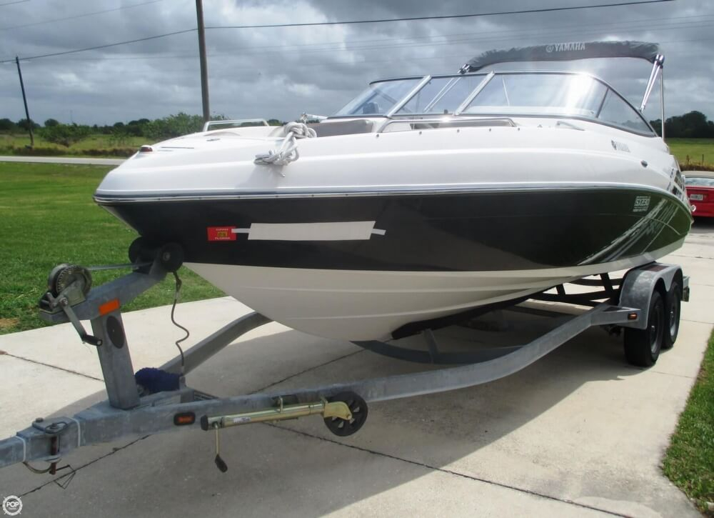 2008 used yamaha sx230 ho jet boat for sale 23 800 for Yamaha jet boat for sale florida