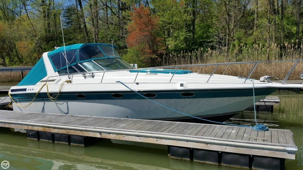 Used Regal 360 Commodore Express Cruiser Boat For Sale