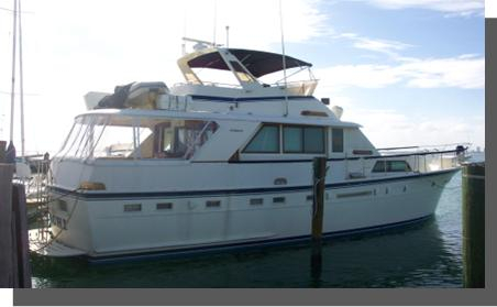 Used Hatteras 53 Motor Yacht For Sale