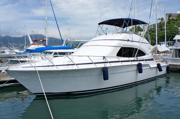 Used Bertram 450 Sports Fishing Boat For Sale
