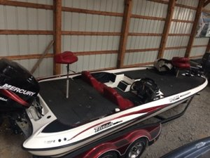 Used Triton Boats TR21 Bass Boat For Sale