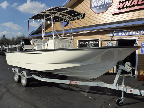 New Boston Whaler 210 Montauk Center Console Fishing Boat For Sale