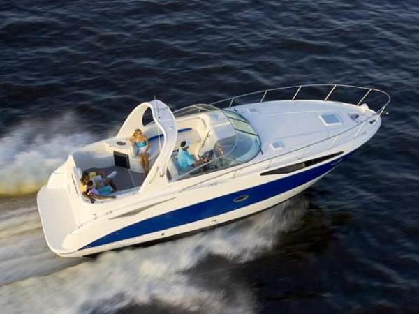 Used Bayliner 325 Sports Cruiser Boat For Sale
