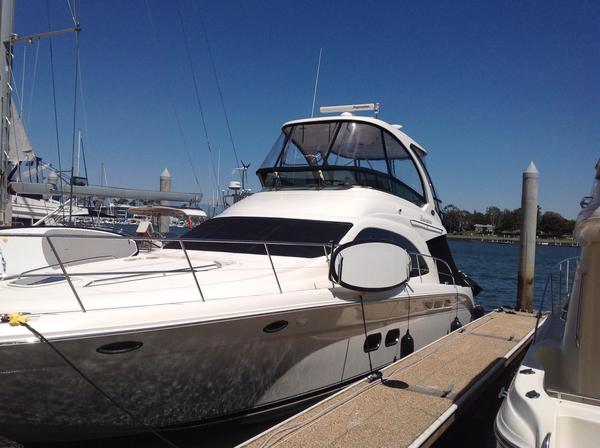 Used Sea Ray 52 Sedan Bridge Motor Yacht For Sale
