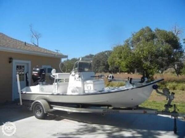 Used Shoalwater 19 V-Stealth Bay Boat For Sale