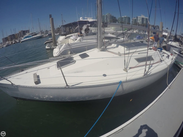 Used Beneteau First Class 10 Racer and Cruiser Sailboat For Sale