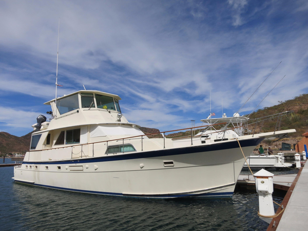 Used Hatteras Yacht Fisherman Motor Yacht For Sale