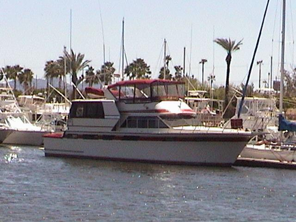 Used Californian 55 Cockpit Motor Yacht Motor Yacht For Sale