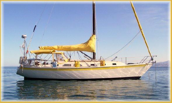 Used Ericson 38200 Racer and Cruiser Sailboat For Sale