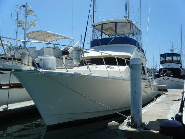 Used Nautique 42 Convertible Fishing Boat For Sale