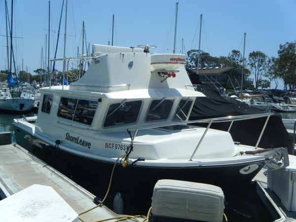 Used Sea Sport Navigator 27 Pilothouse Boat For Sale