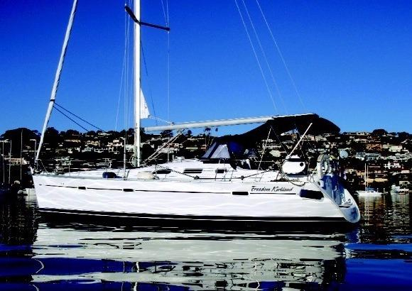 Used Beneteau Oceanis 393 Cruiser Sailboat For Sale