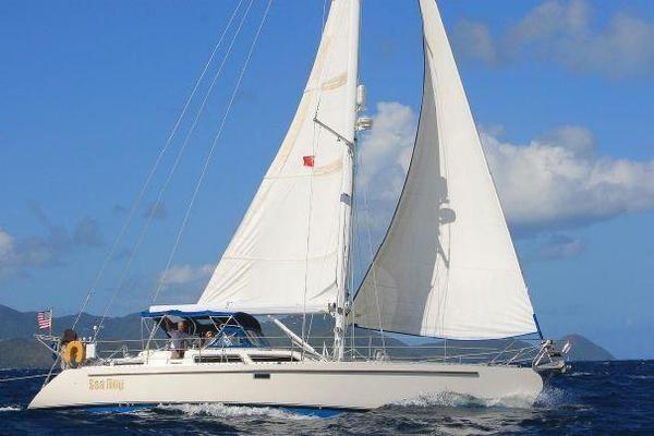 New Hans Christian Hallmark 480 Center Cockpit Sailboat For Sale