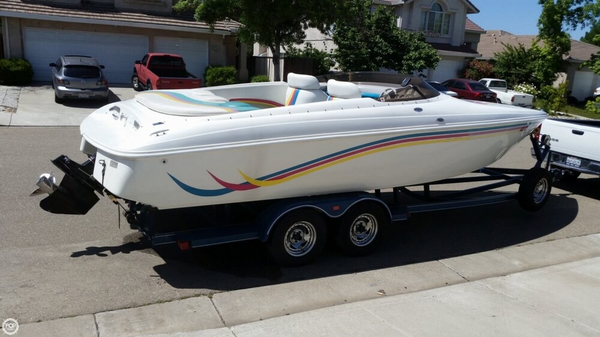 Used Vip 2400 High Performance Boat For Sale