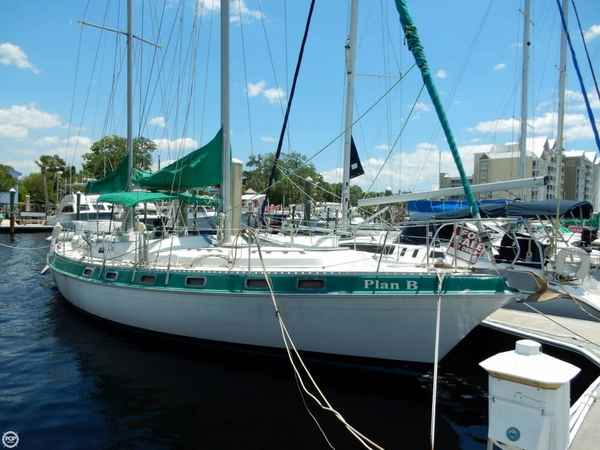 Used Morgan 41 Out-Island Ketch Sailboat For Sale
